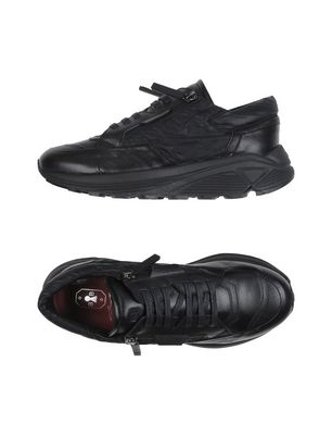 Hornow-Wadelsdorf Angebote BRUNO BORDESE Herren Low Sneakers & Tennisschuhe Farbe Schwarz Größe 5