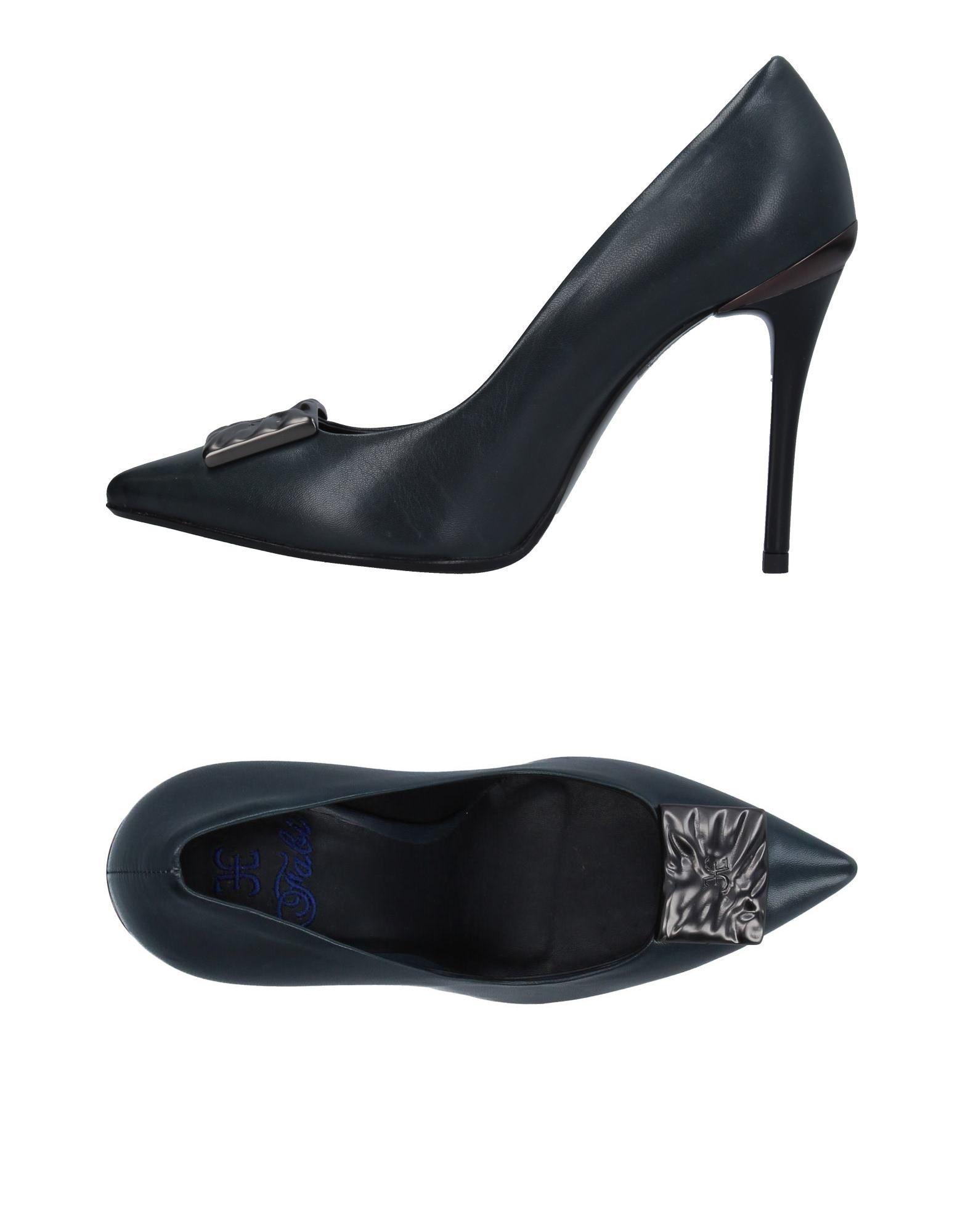 FABI Туфли туфли с перфорацией fabi туфли на низком каблуке