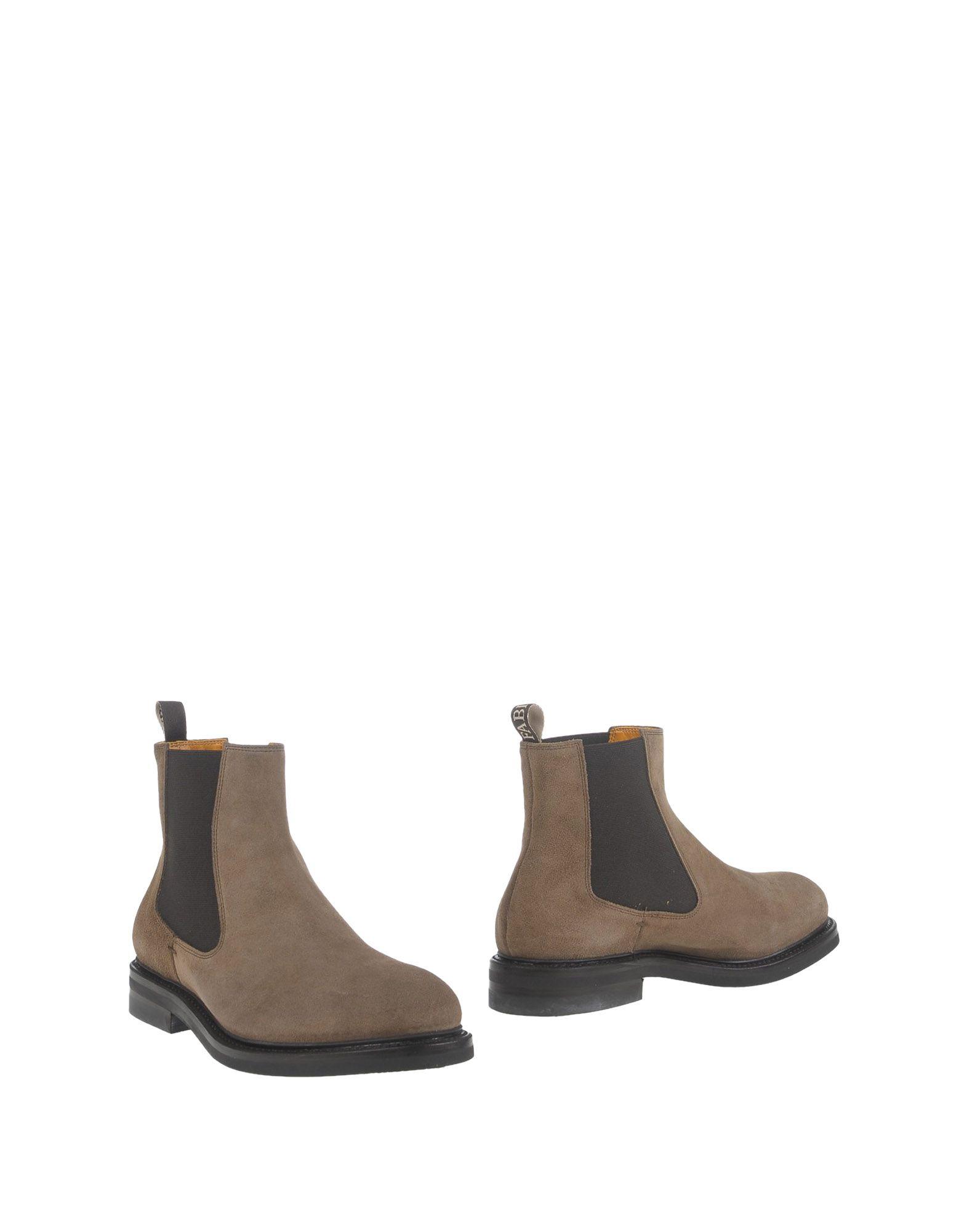 FABI Полусапоги и высокие ботинки magazzini del sale полусапоги и высокие ботинки