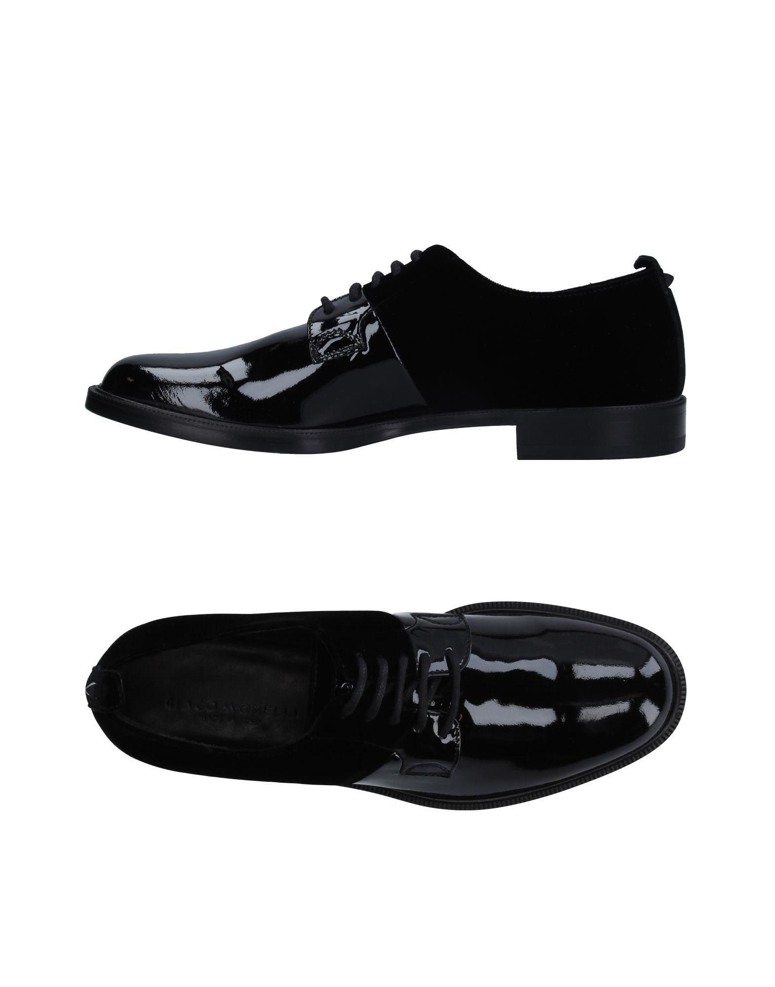 GIACOMORELLI Обувь на шнурках цены онлайн