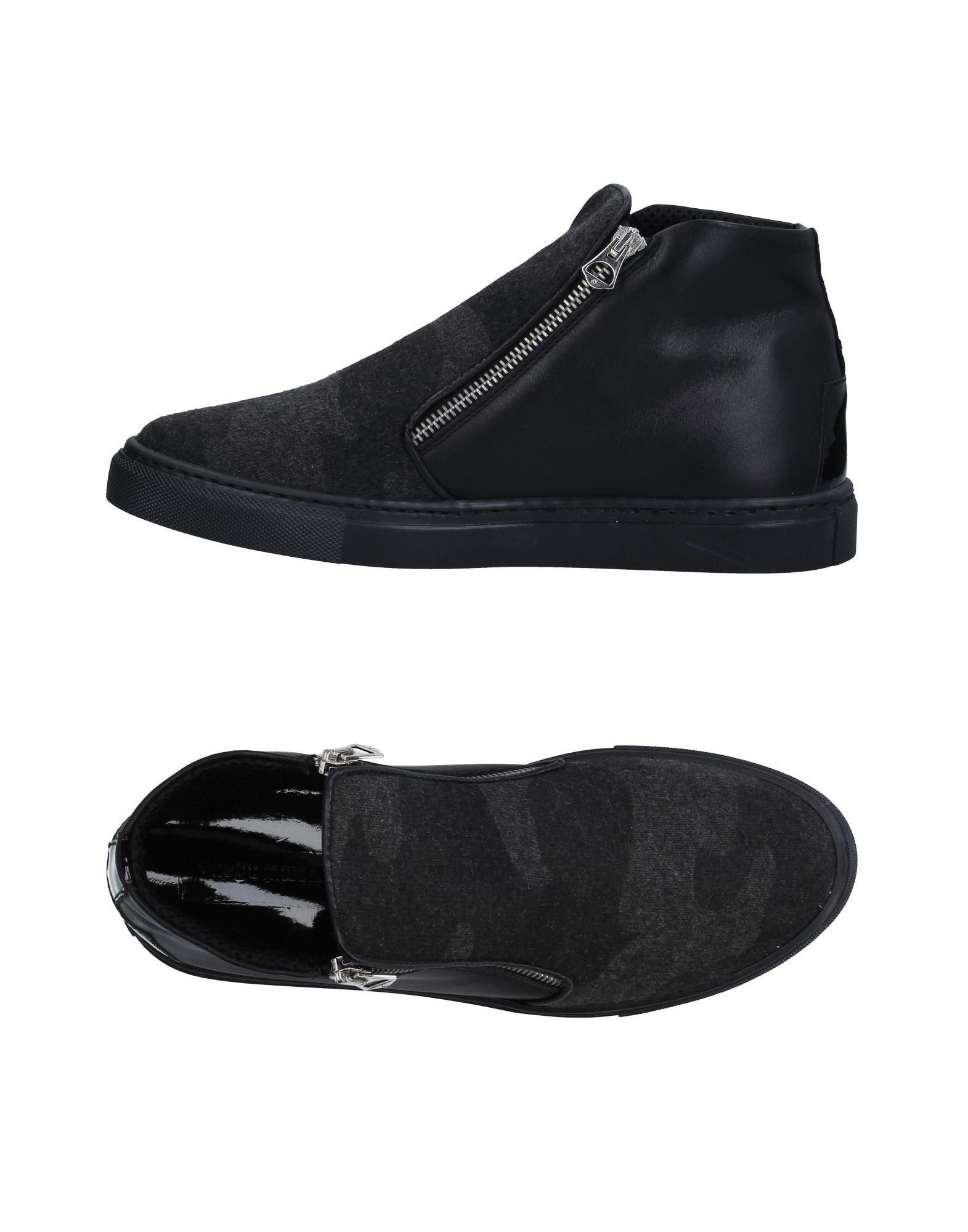 BOTTEGA MARCHIGIANA Высокие кеды и кроссовки am pm by bottega backdoor низкие кеды и кроссовки