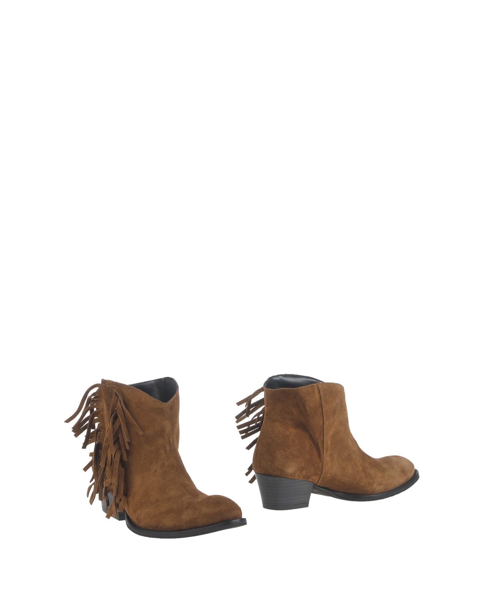 ISLO ISABELLA LORUSSO Полусапоги и высокие ботинки цены онлайн