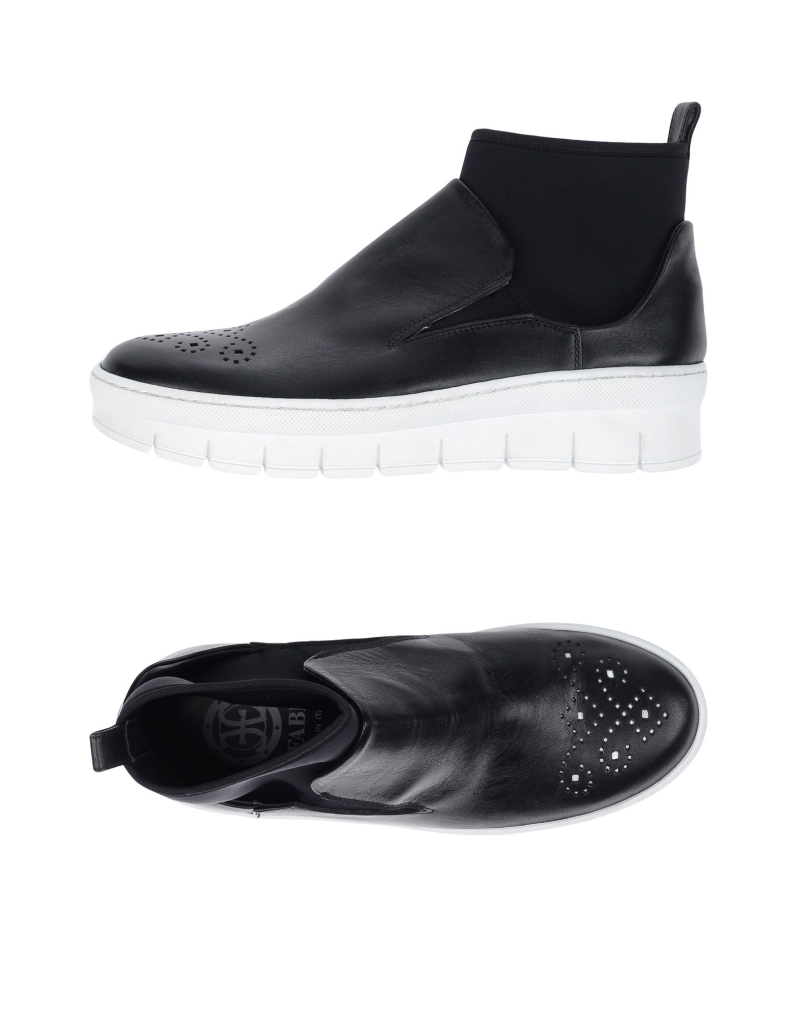 FABI Высокие кеды и кроссовки высокие кеды fabi