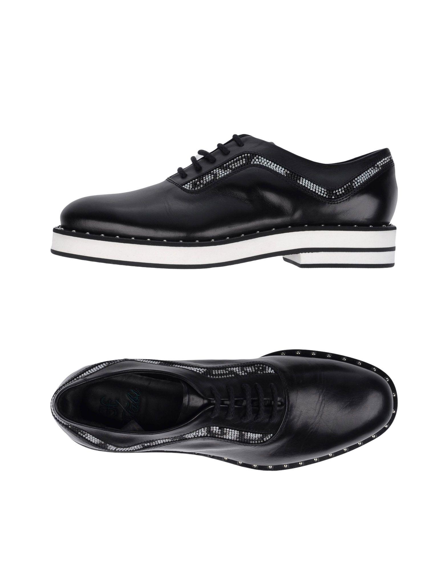 ФОТО fabi обувь на шнурках