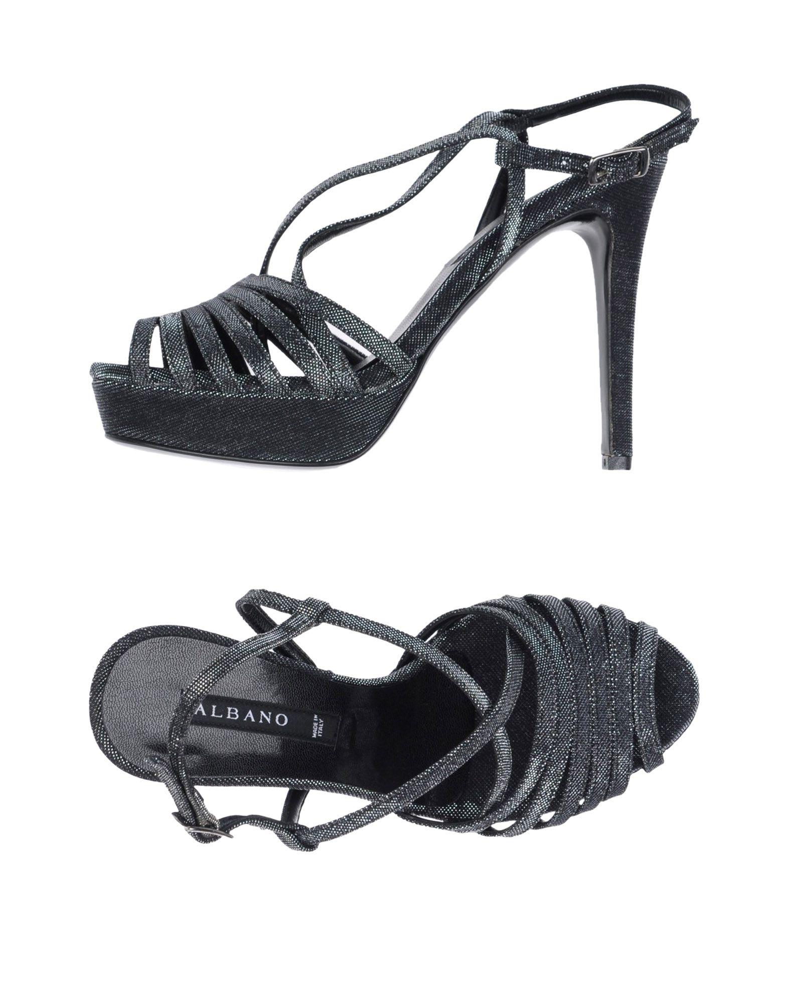 ALBANO Сандалии albano сандалии