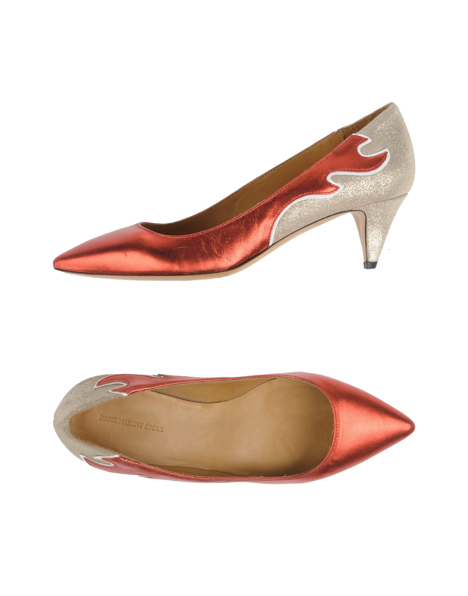 ISABEL MARANT ÉTOILE Туфли цены онлайн