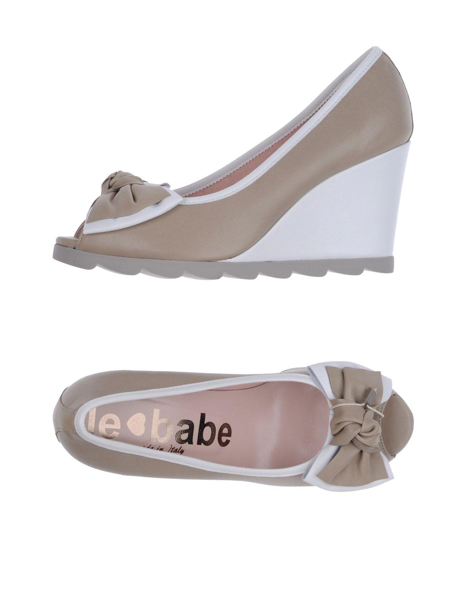 купить LE BABE Туфли дешево