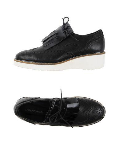 Обувь на шнурках от LORENZO MARI