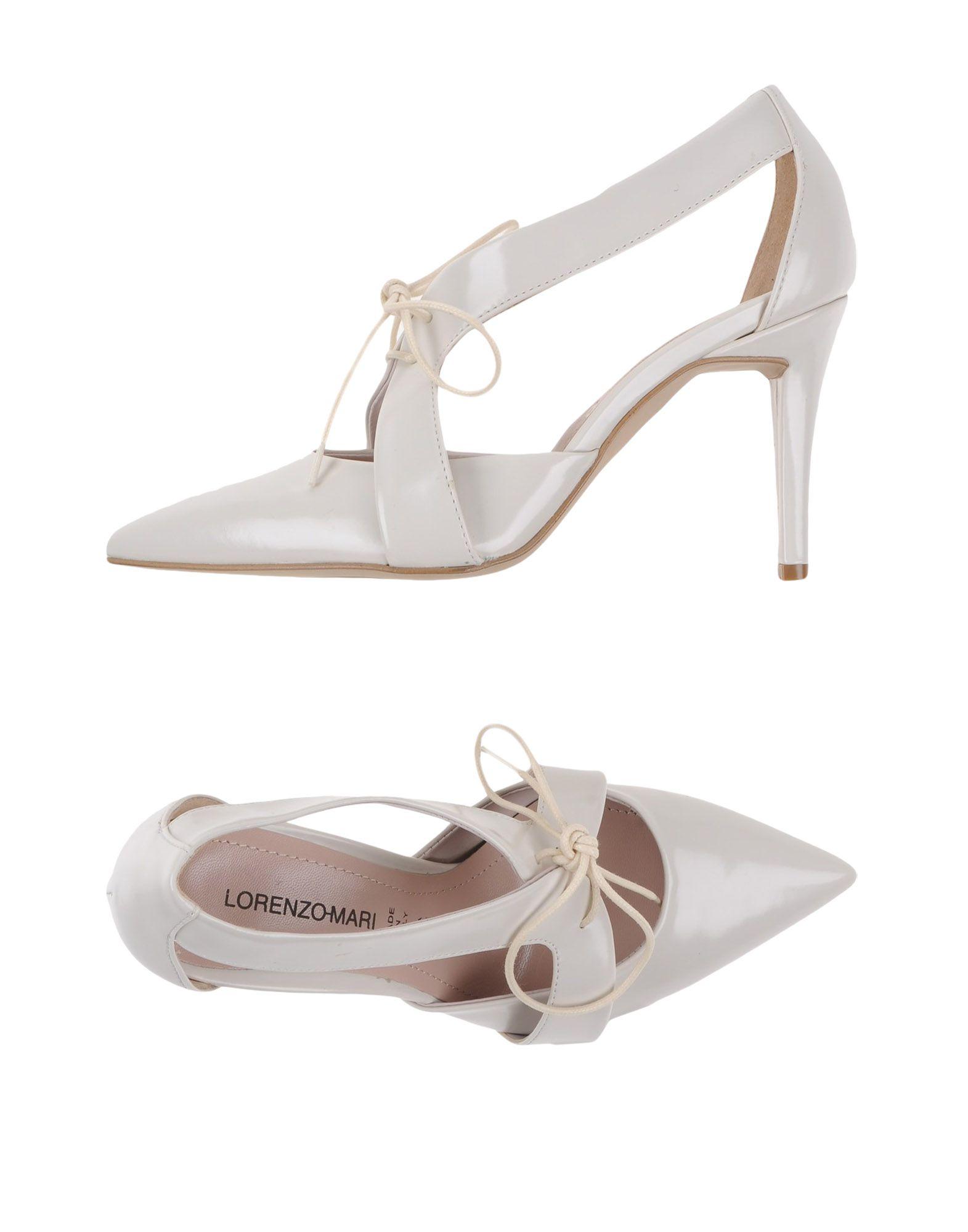 LORENZO MARI Обувь на шнурках цены онлайн