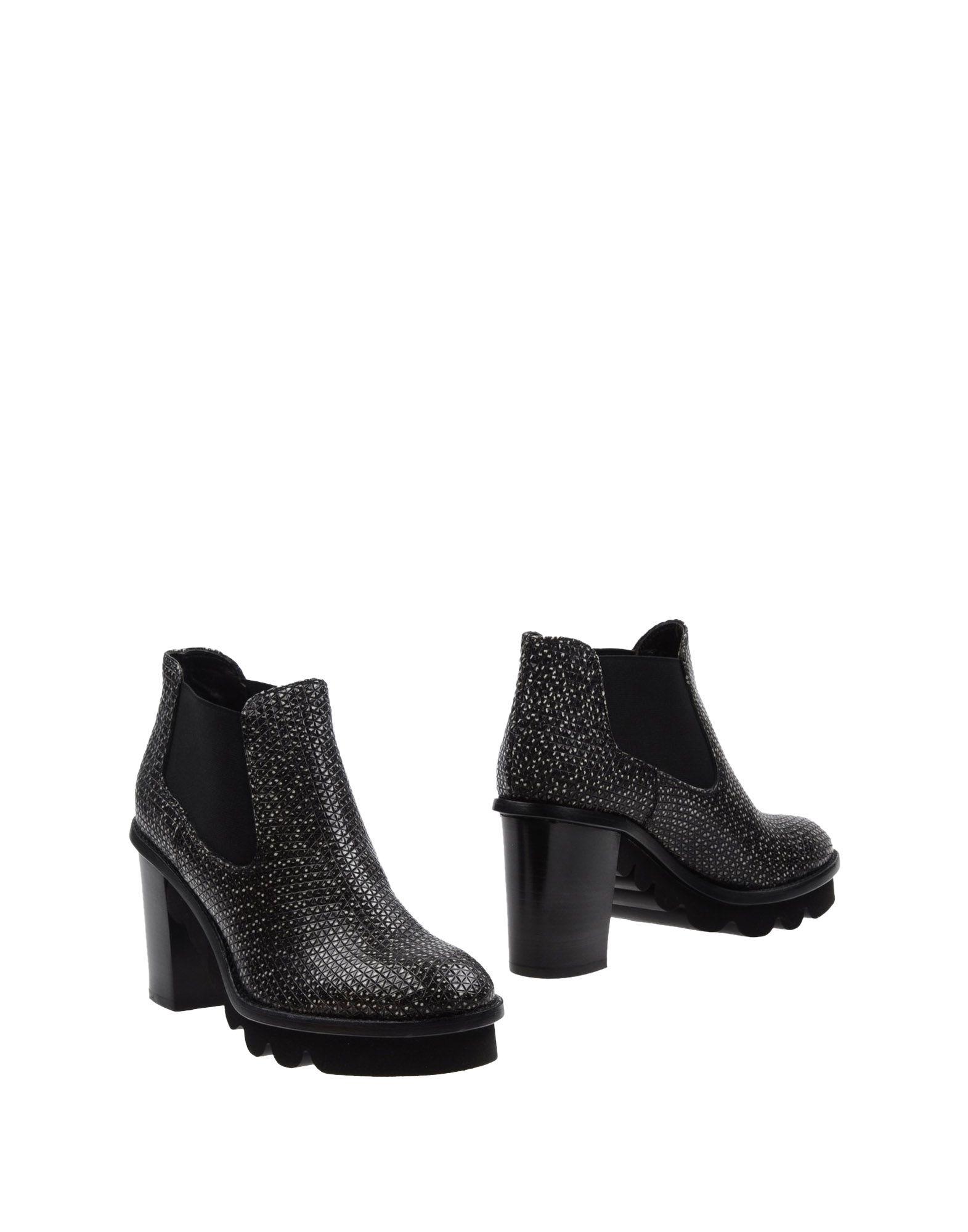 AGL ATTILIO GIUSTI LEOMBRUNI Полусапоги и высокие ботинки цены онлайн