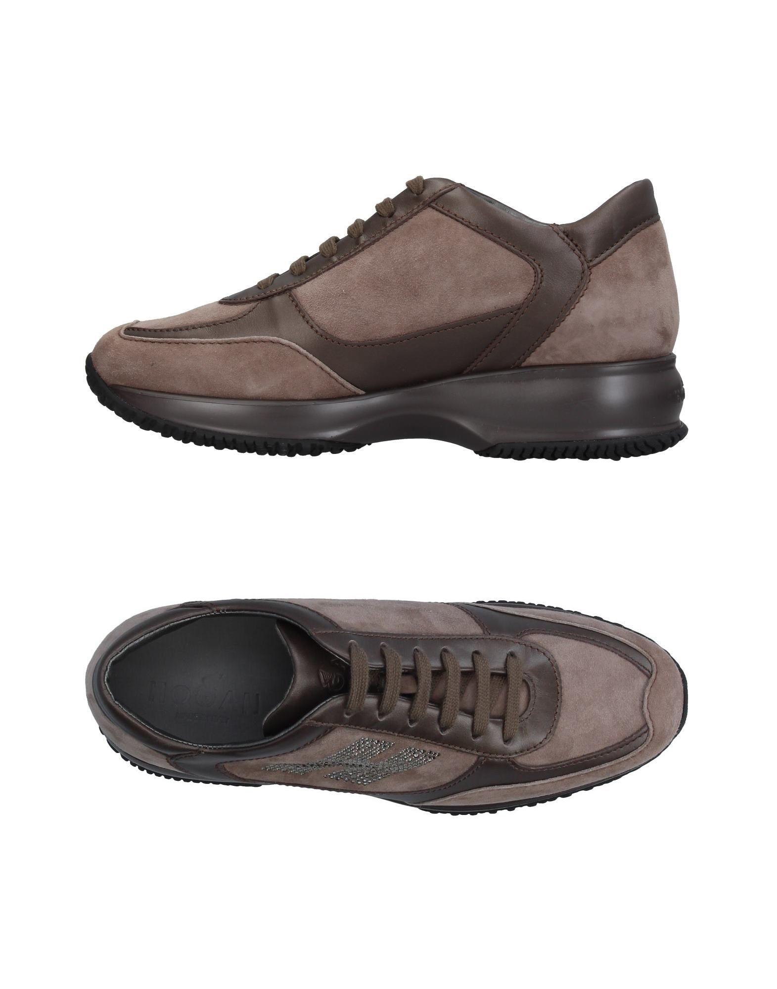 HOGAN Низкие кеды и кроссовки pierre hardy низкие кеды и кроссовки