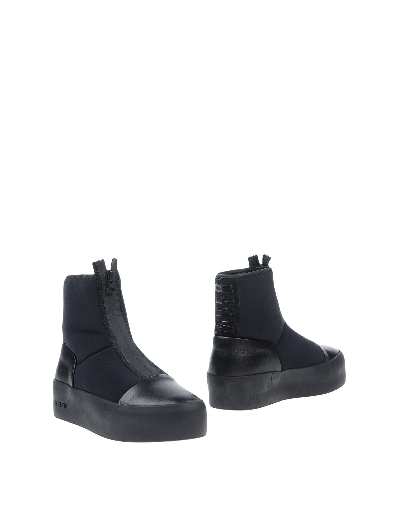 BIKKEMBERGS Ankle Boots in Black