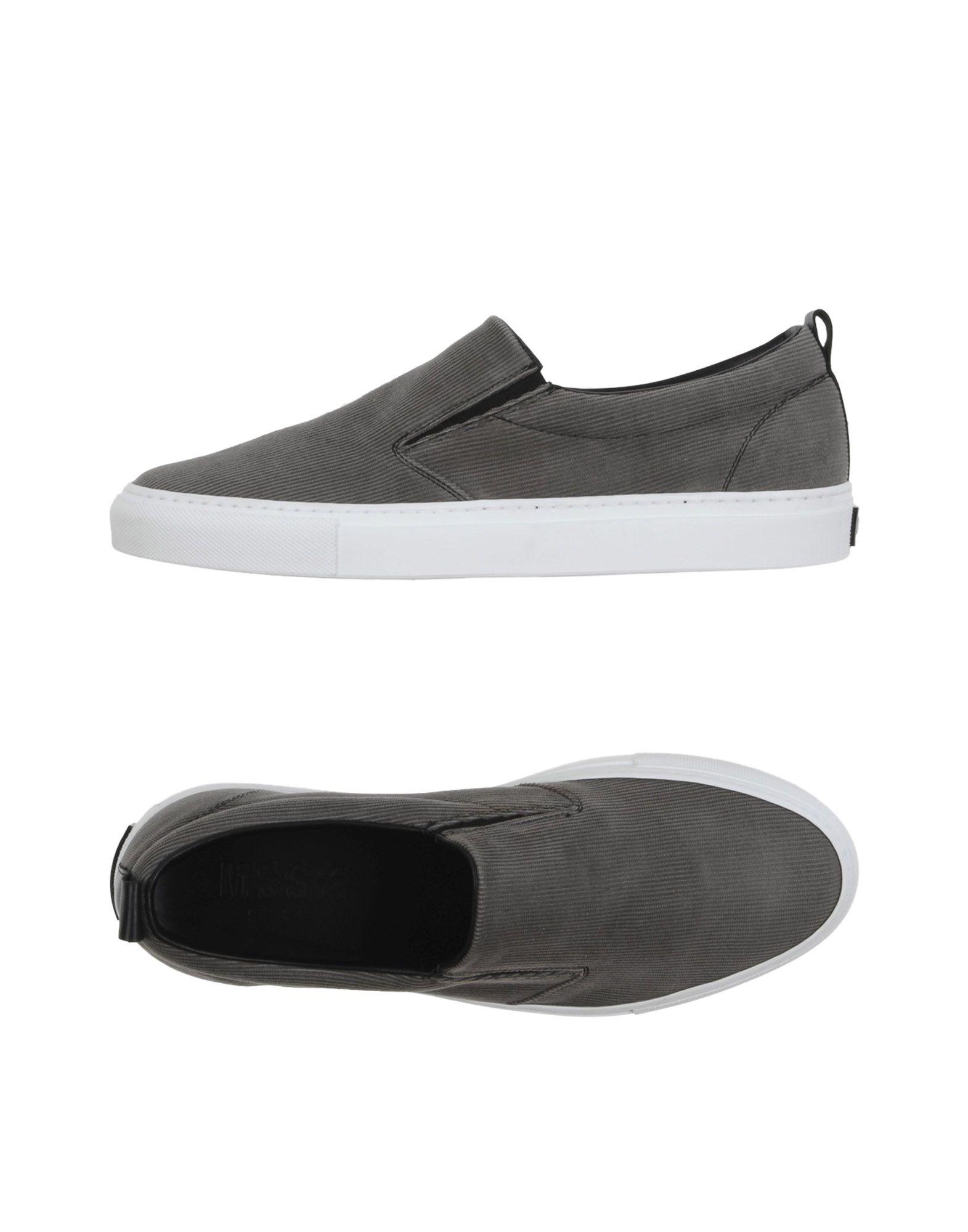 MSGM Низкие кеды и кроссовки