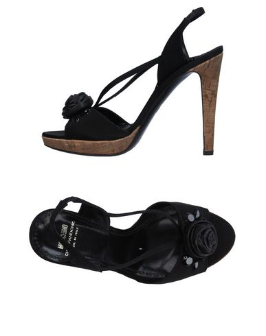 MOSCHINO CHEAP AND CHIC Sandales femme