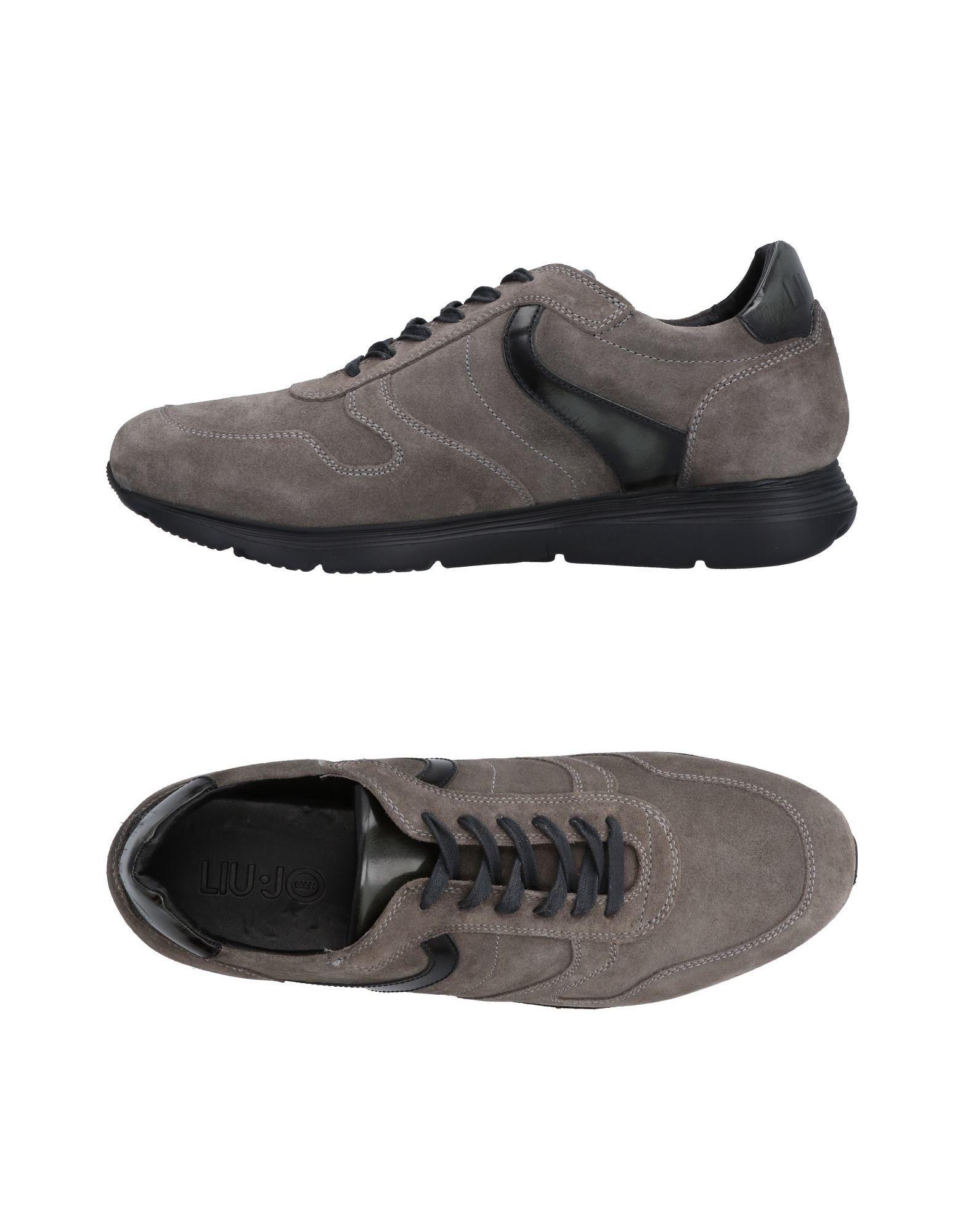 LIU •JO MAN Низкие кеды и кроссовки