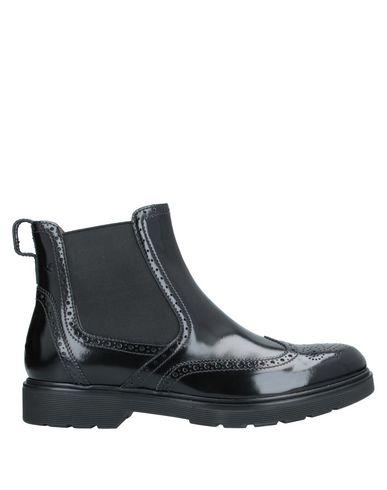 Фото - Полусапоги и высокие ботинки от NERO GIARDINI черного цвета