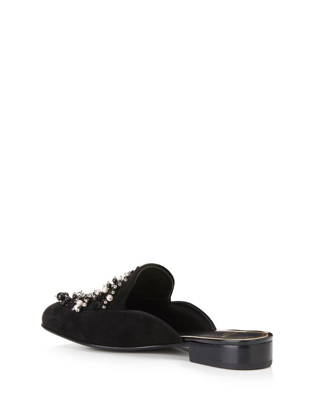 LANVIN EMBROIDERED MULE Loafers D d