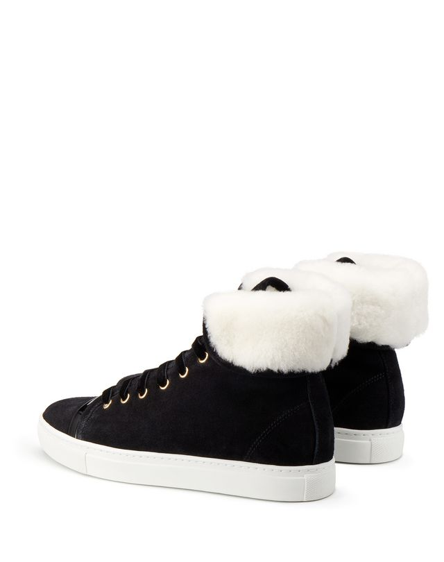 LANVIN MID-TOP SNEAKER Sneakers D d
