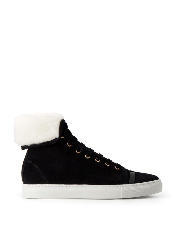 LANVIN MID-TOP SNEAKER Sneakers D f