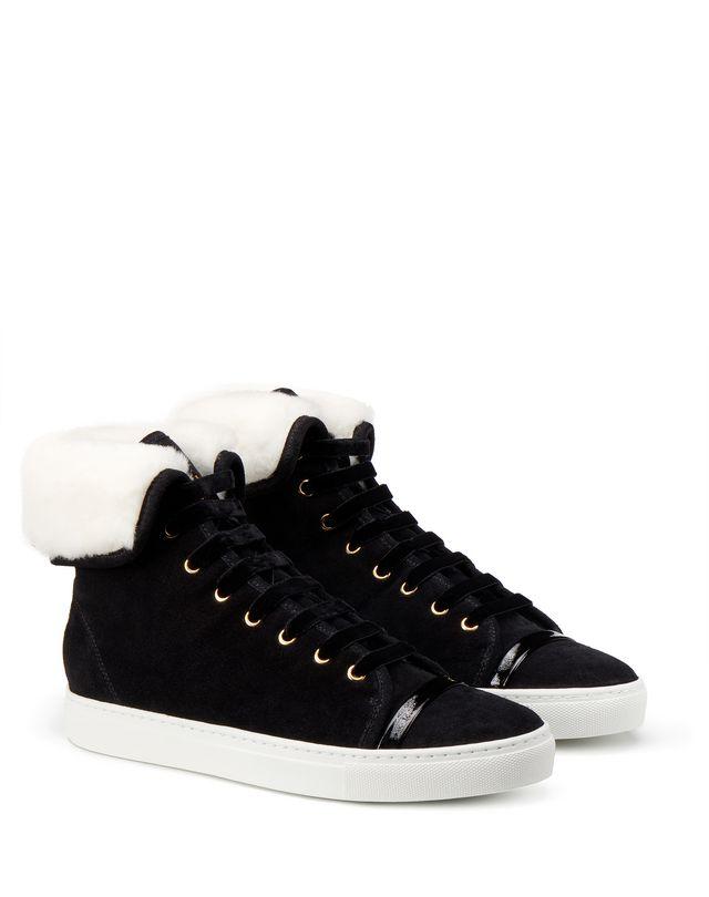 LANVIN MID-TOP SNEAKER Sneakers D r