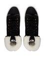 LANVIN Sneakers Woman MID-TOP SNEAKER f