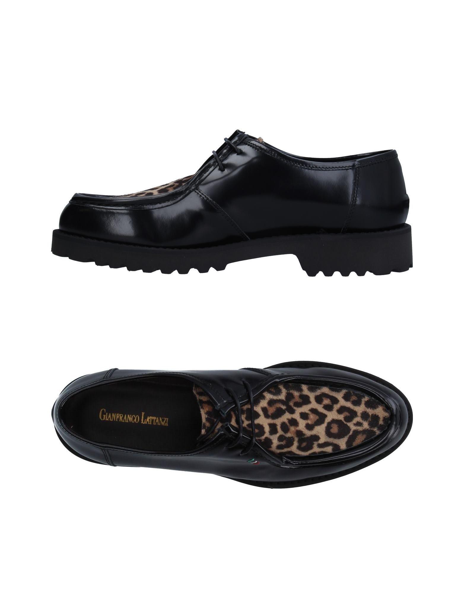 GIANFRANCO LATTANZI Обувь на шнурках цены онлайн