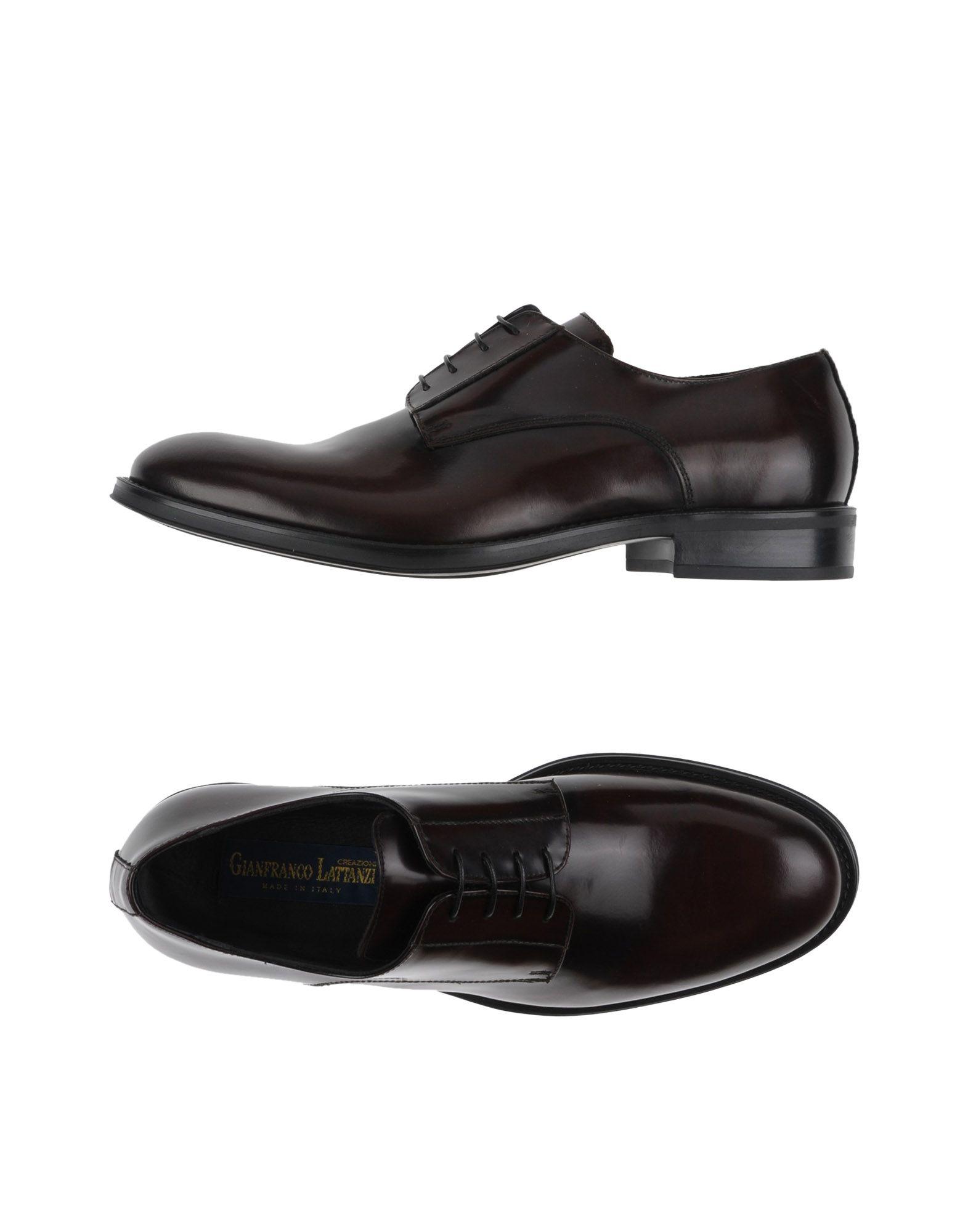 все цены на GIANFRANCO LATTANZI Обувь на шнурках в интернете