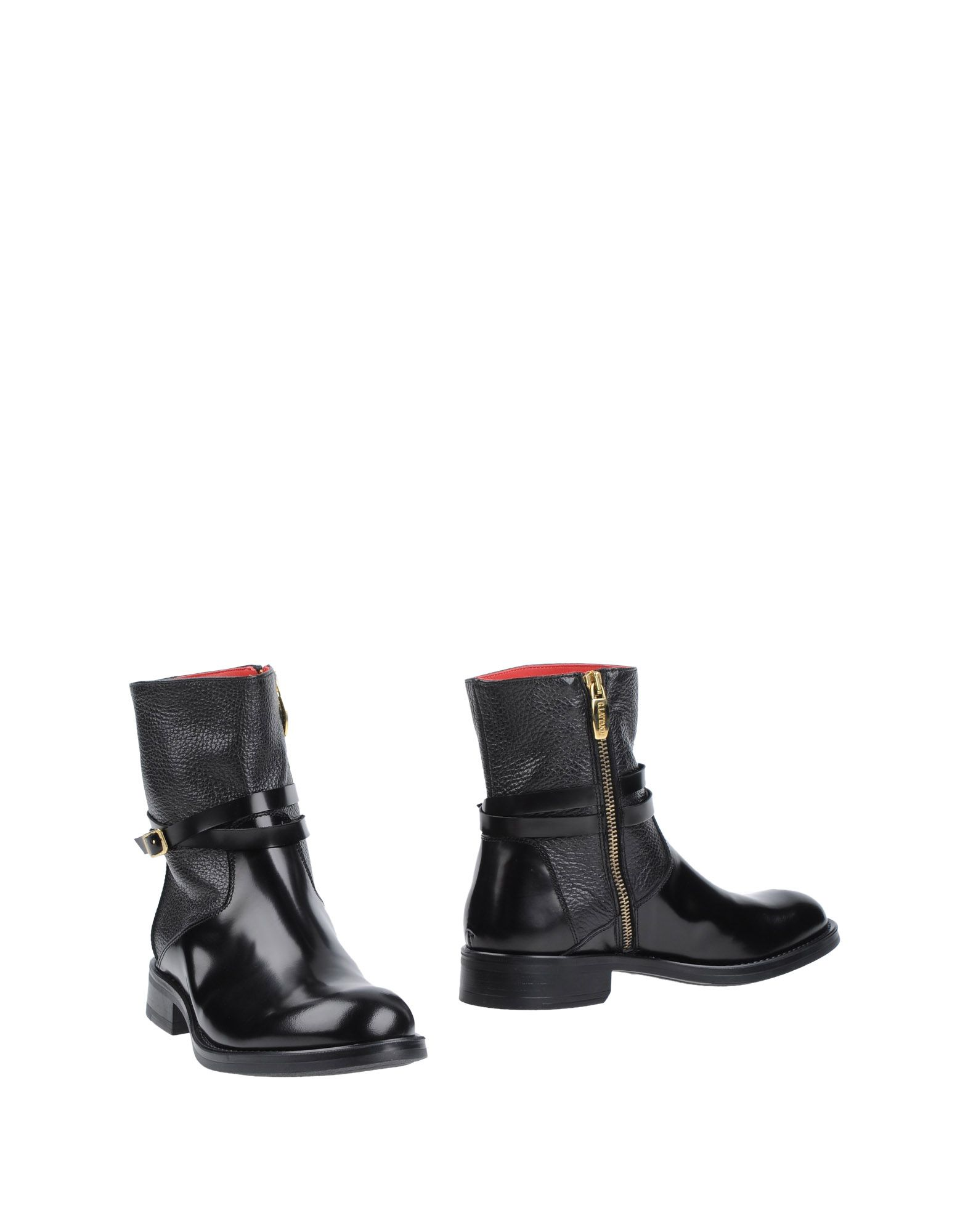 GIANFRANCO LATTANZI DONNA Полусапоги и высокие ботинки цены онлайн