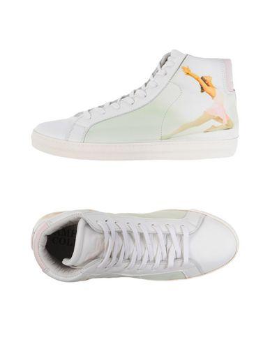 zapatillas AMERICAN COLLEGE Sneakers abotinadas mujer