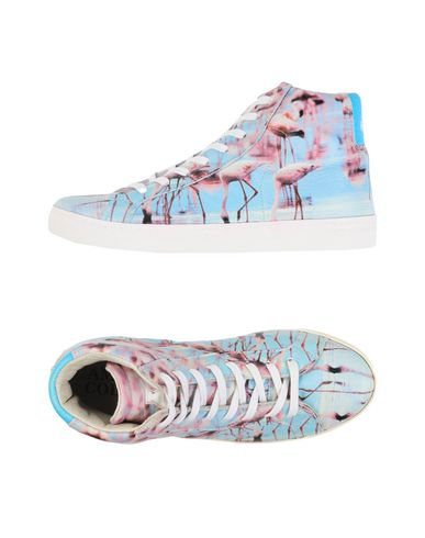 AMERICAN COLLEGE Sneakers & Tennis montantes femme