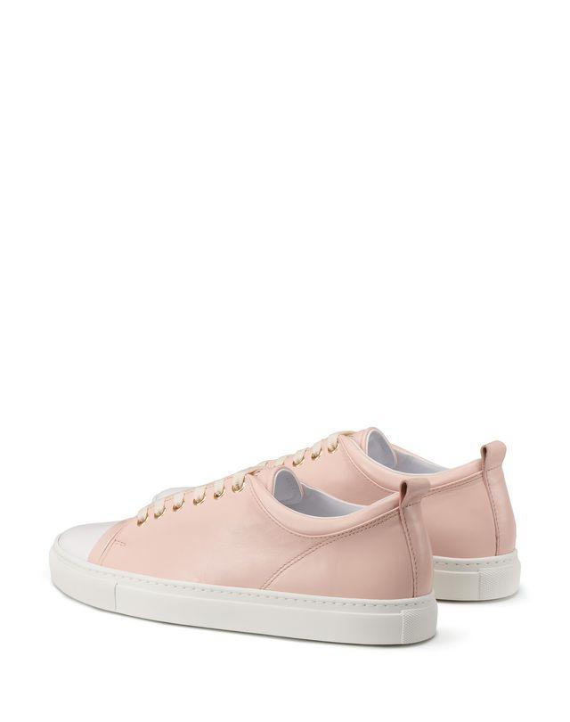 LANVIN NAPPA LEATHER SNEAKER Sneakers D d