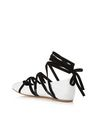 LANVIN 芭蕾鞋 女士 系带芭蕾平底鞋 f