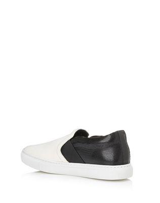 LANVIN TWO-TONED SLIP-ON SNEAKER Sneakers D d
