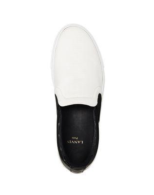 LANVIN TWO-TONED SLIP-ON SNEAKER Sneakers D r