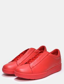 ARMANI EXCHANGE LACED-IN MINIMALIST SNEAKERS Sneakers Man r