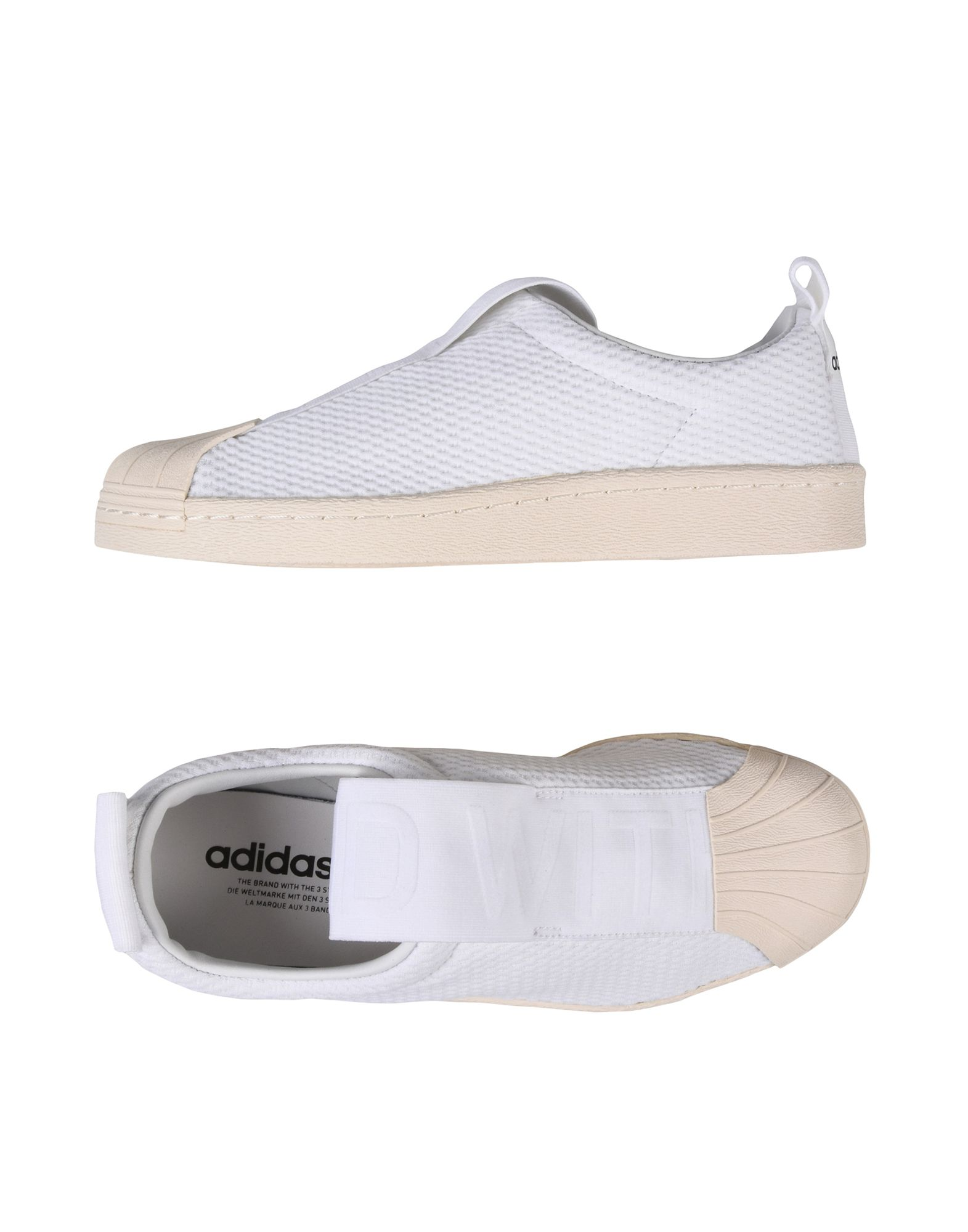 ADIDAS ORIGINALS Низкие кеды и кроссовки adidas originals superstar foundation c shoe little kid