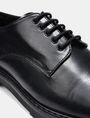 ARMANI EXCHANGE CLASSIC LOW DERBY SHOES DRESS SHOE Man a
