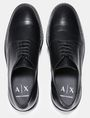 ARMANI EXCHANGE CLASSIC LOW DERBY SHOES DRESS SHOE Man e