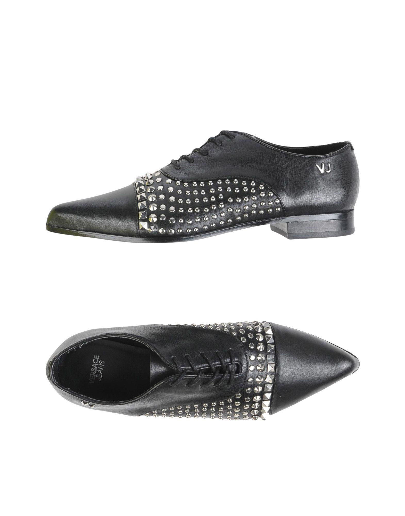 VERSACE JEANS Обувь на шнурках versace jeans ve006ewubi08