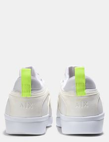 ARMANI EXCHANGE MESH LACE-UP SNEAKERS Sneakers Man d