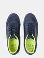 ARMANI EXCHANGE NEON LOGO SNEAKERS Sneakers Man e