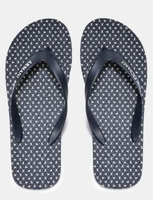 ARMANI EXCHANGE A|X MICROPRINT FLIP FLOPS flip-flop [*** pickupInStoreShippingNotGuaranteed_info ***] r