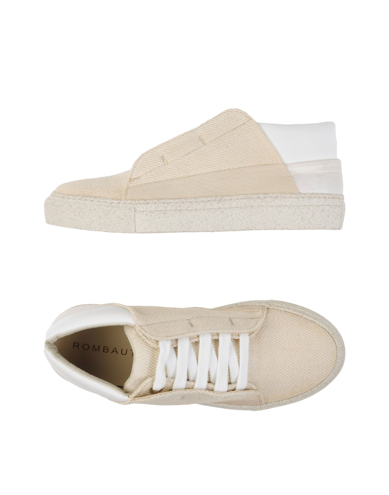ROMBAUT Sneakers in Beige