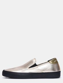 ARMANI EXCHANGE METALLIC SLIP-ON SNEAKERS Sneakers Damen f