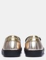 ARMANI EXCHANGE METALLIC SLIP-ON SNEAKERS Sneakers Damen d