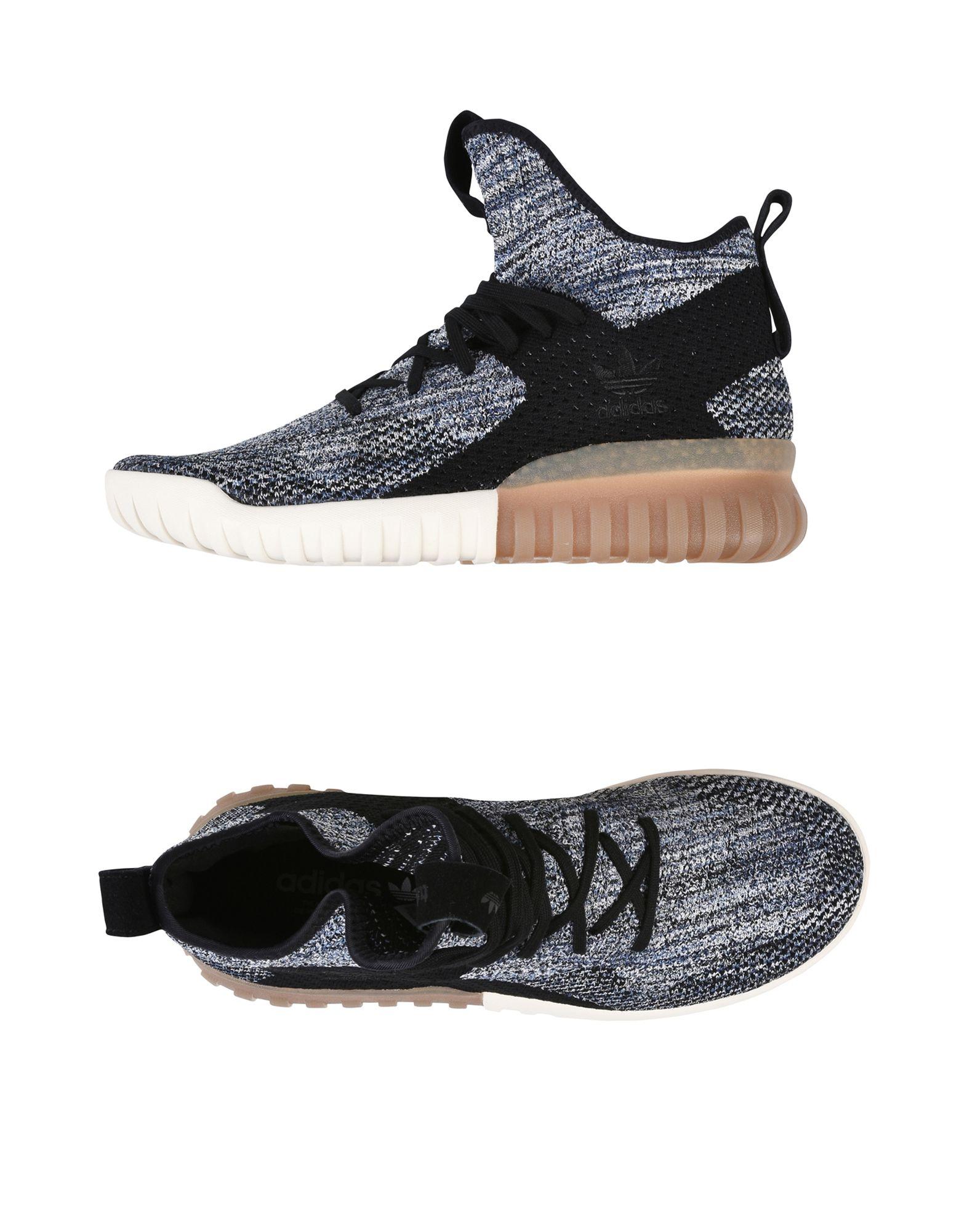 ФОТО adidas originals Высокие кеды и кроссовки