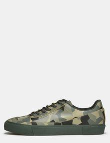 ARMANI EXCHANGE NEON LOGO SNEAKERS Sneakers Man f