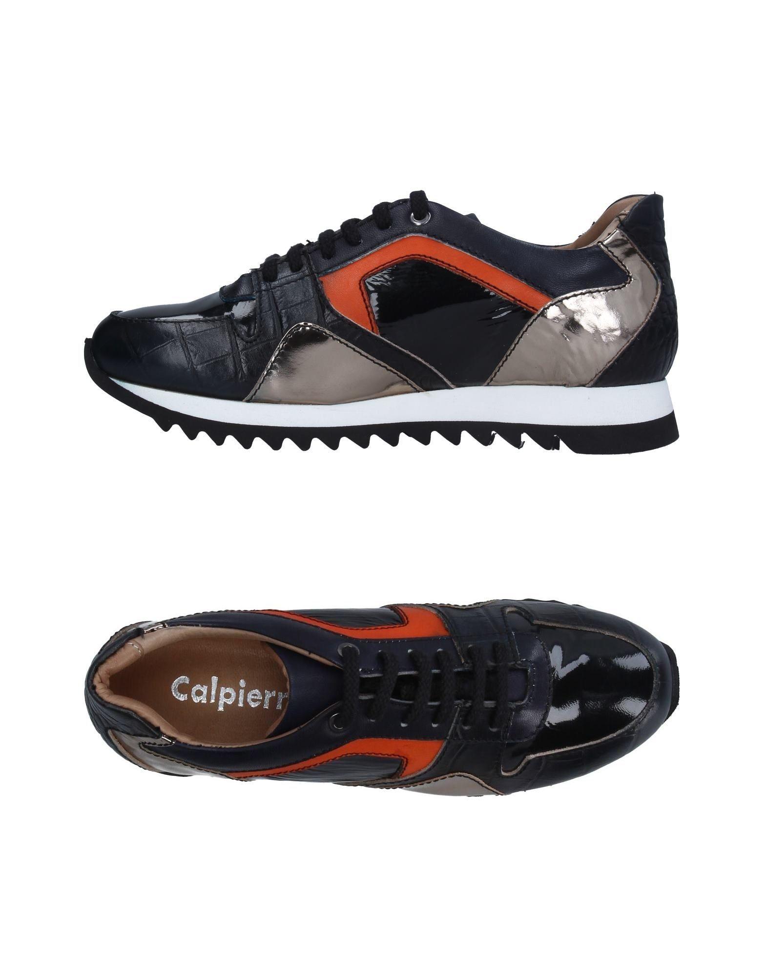 CALPIERRE Низкие кеды и кроссовки calpierre мокасины