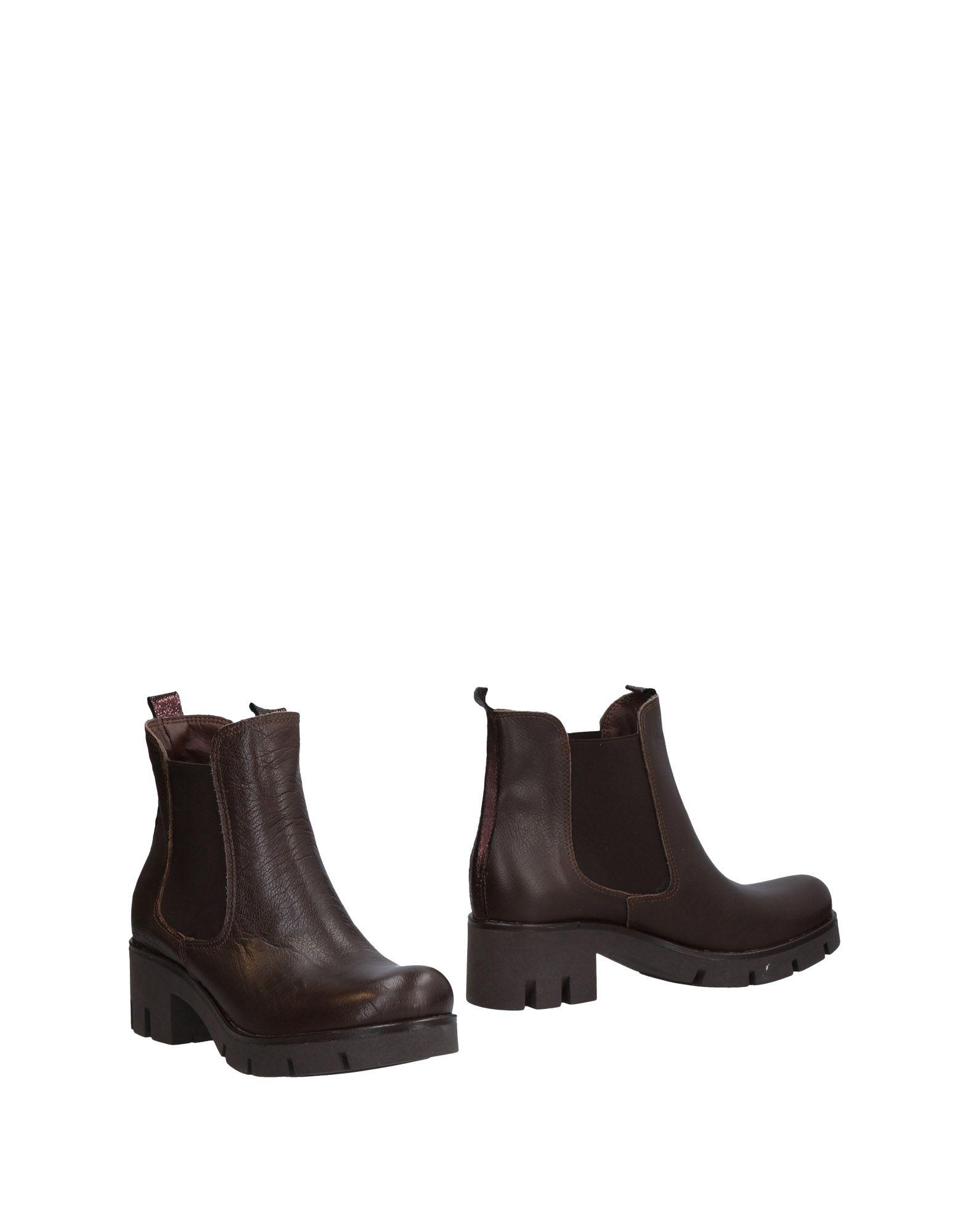 GENEVE Полусапоги и высокие ботинки rochas полусапоги и высокие ботинки