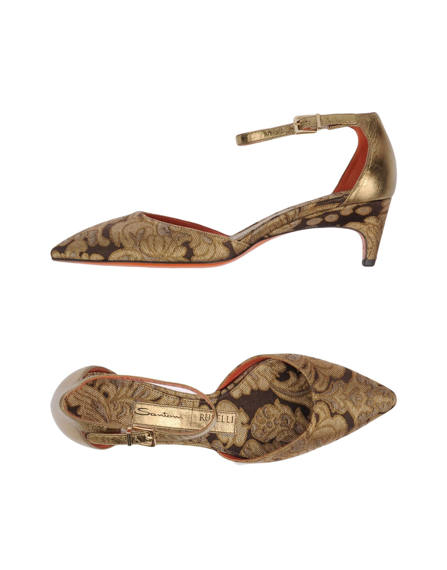 SANTONI | RUBELLI Туфли цены онлайн